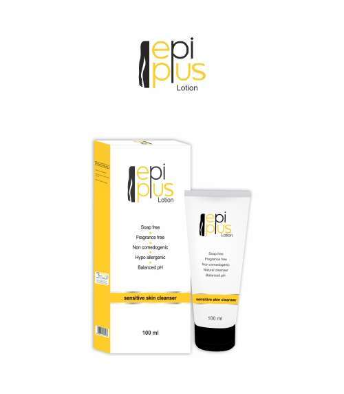 Epi Plus Sensitive Skin Cleanser